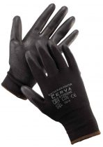 BUNTING BLACK Evolution - black GLOVES PU