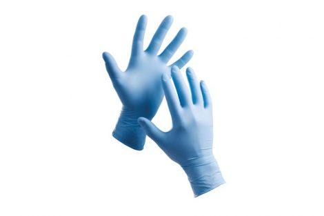 BARBARY NITRIL handschuh - PÚDEREZETT