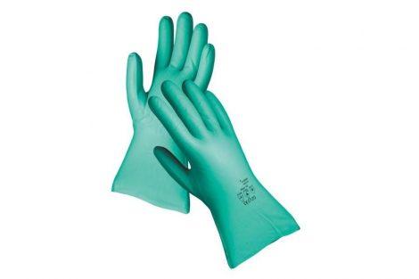 GREBE NITRIL handschuh 33 CM