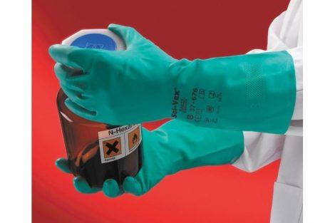 SOL-VEX 37-676 NITRIL handschuh 33 CM