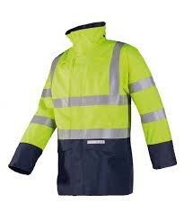 ELLISTON WATER- AND WIND-PROOF HI-VIS JACKET