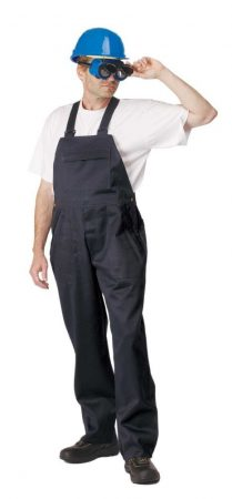 COEN hő és tűzellen védő kantáros nadrág