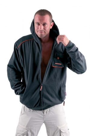 EMERTON kapucnis pulóver