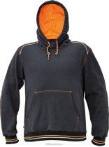 KNOXFIELD kapucnis férfi pulóver