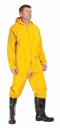 HYDRA vízálló kétrészes öltöny kapucnival