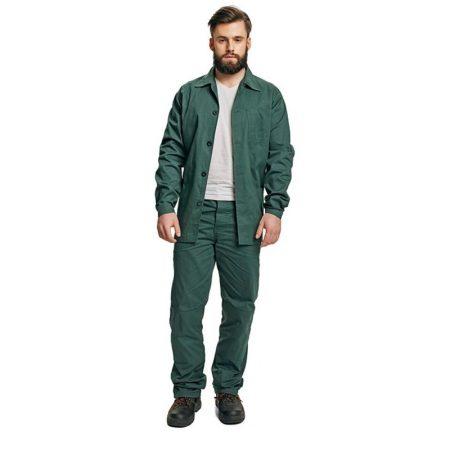 BE-01-001 munkanadrág és kabát együtt