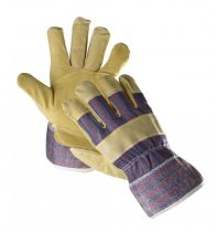 TERN COMBINED GLOVES (YELLOW-BLUE)