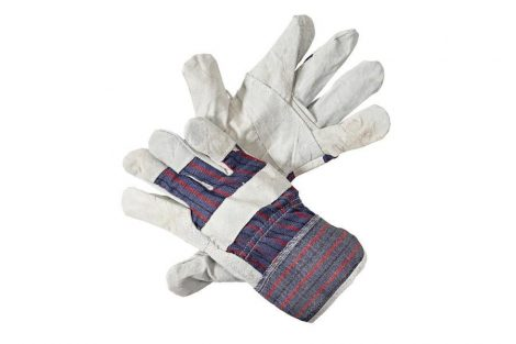 HS-01-001 LEATHER GLOVES