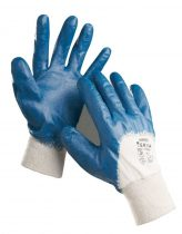 HARRIER - Blau NITRIL handschuh