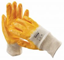 HARRIER YELLOW - YELLOW NITRIL GLOVES