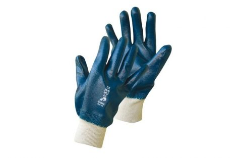 SABINI - BLUE COTTON GLOVES