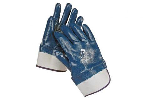 BORIN - Blau Baumwolle handschuh