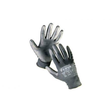 BUNTING BLACK - Schwarz NYLON handschuh
