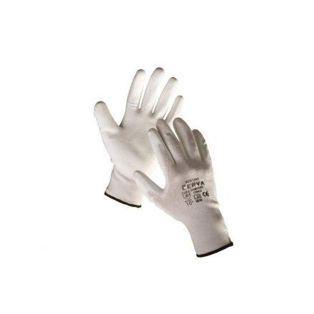 BUNTING WHITE - Weiß handschuh