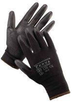 BUNTING BLACK Evolution - Schwarz handschuh PU