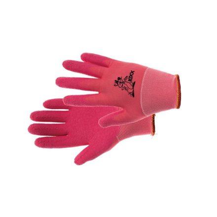 LOLLIPOP - NYLON PINK handschuh
