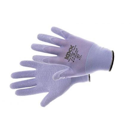 VERY VIOLET - Violett NYLON handschuh
