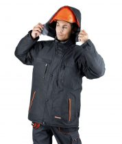 EMERTON BLACK WINTER JACKET