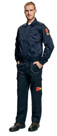 COEN HEAT- AND FIRE-RESISTING, ANTISTATIC JACKET