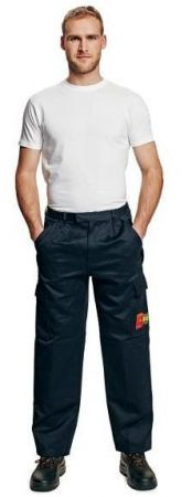 COEN FIRE- AND HEAT-PROOF, ANTISTATIC PANTS