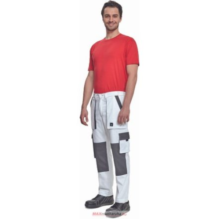 Max-Sum - derekas nadrág könnyű pamut anyagból