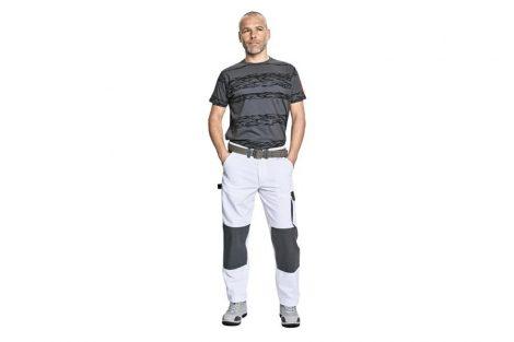 LYDDEN fehér szerelő nadrág