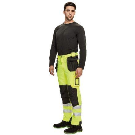 Knoxfield HI-VIS FL310 férfi munkanadrág