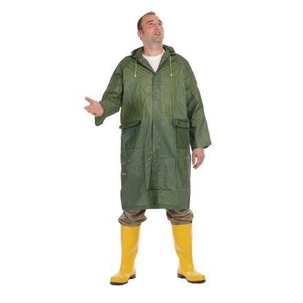 IRWELL vízálló esőkabát zsinóros kapucnival