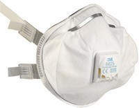 3M PREMIUM FFP2 RESPIRATOR WITH EXHALATION VALVE AND SOF SEALING