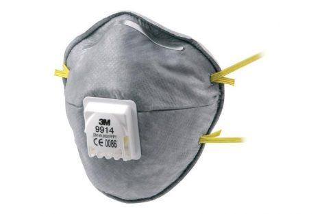 3M 9914 részecskeszűrő FFP1, kellemetlen szagok ellen