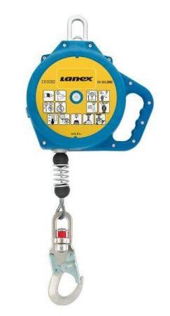 LANEX XPRHCR 24006 - RETRACTING SYSTEM - 6 M