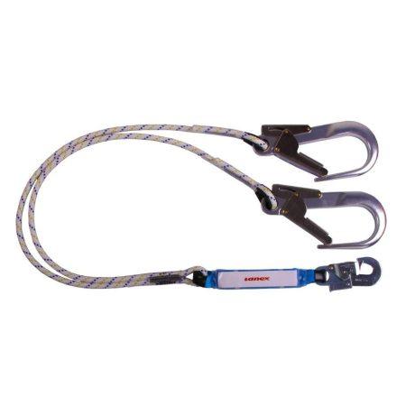 PSA2LT22L Double - Kötél kampóval 60 MM