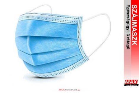 Egészségügyi 3 rétegű műtős maszk