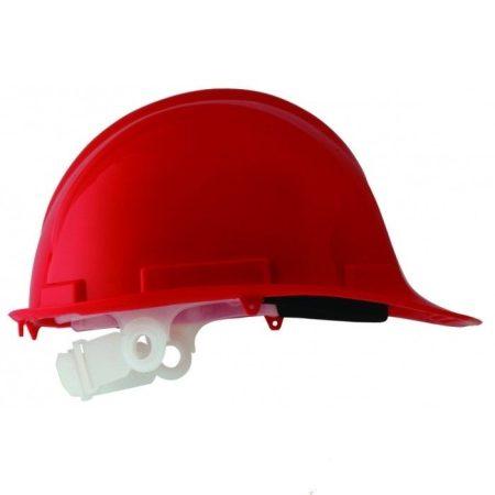 PP munkavédelmi sisak, 6 pontos rögzítéssel