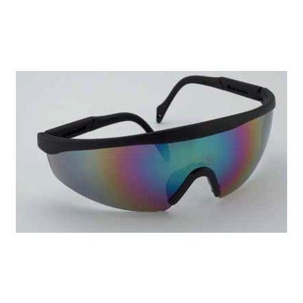 Polycarbonat Dunkel Schutzbrille állítható kerettel