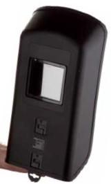 Hegesztő PP kézipajzs 110x90 mm-es látómezővel